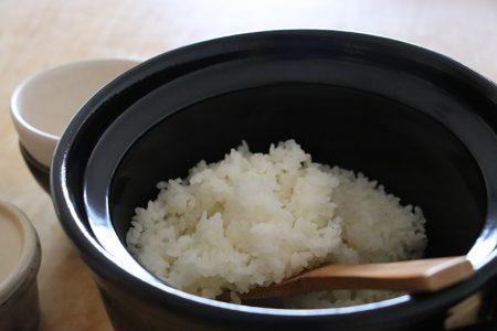 土鍋ご飯の炊き方