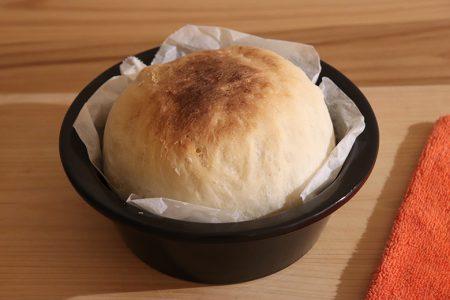 スタック6号鍋_パン作り