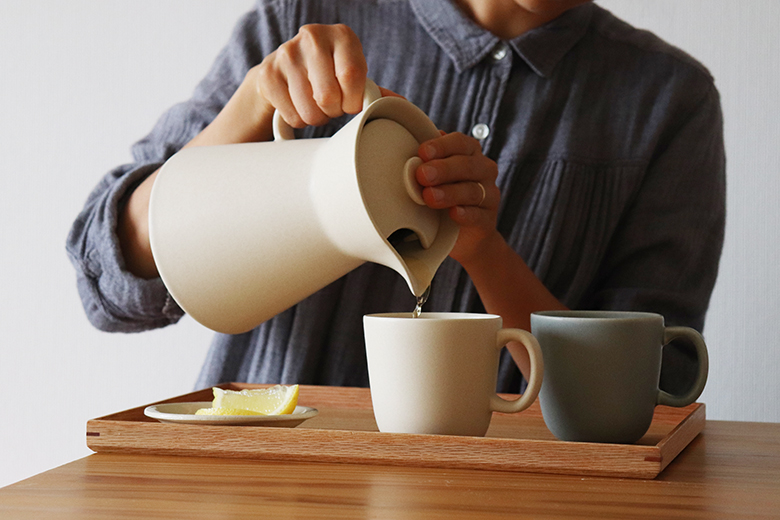 peren -tea time-