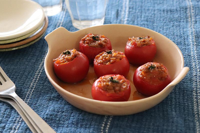 radish round baking -recipe-