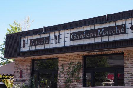 Gardens marché